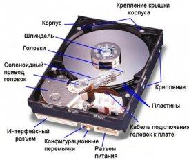 10. Запоминающие устройства: классификация, принцип работы