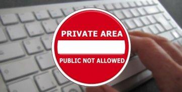 Cоблюдаете ли вы требования к хранению персональных данных на сайте?