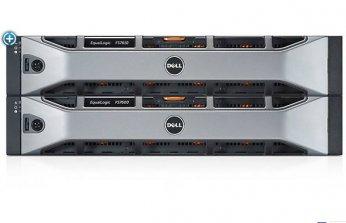 Dell EqualLogic FS7600 FluidFS v3 --Сетевые системы хранения