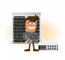 Обслуживание сервера – комплекс профессиональных услуг от компании