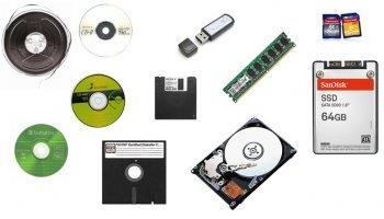 Оперативная память- энергозависимая часть системы компьют
