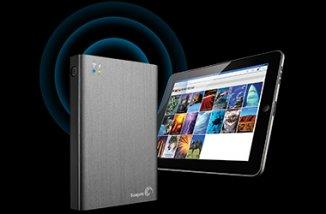 Wireless Plus — мобильное устройство хранения с функцией потоковой